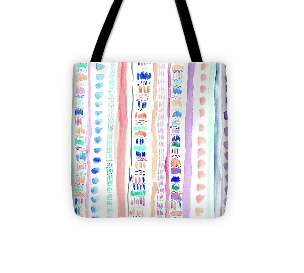 Tribal Style Pattern - Tote Bag