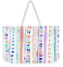 Load image into Gallery viewer, Tribal Style Pattern - Weekender Tote Bag