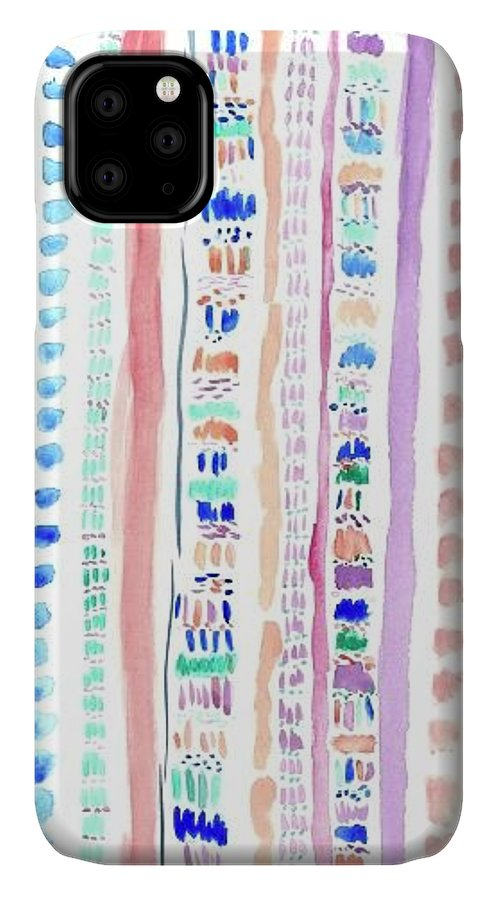 Tribal Style Pattern - Phone Case