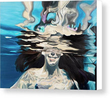 Load image into Gallery viewer, Underwater One - Canvas Print