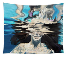 Load image into Gallery viewer, Underwater One - Tapestry
