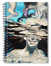 Load image into Gallery viewer, Underwater One - Spiral Notebook