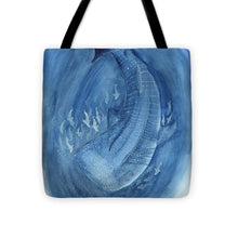 Load image into Gallery viewer, Whale Shark - Tote Bag
