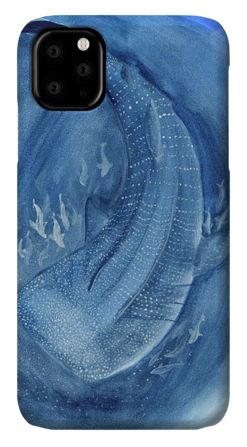 Whale Shark - Phone Case
