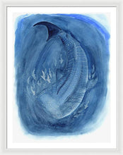 Load image into Gallery viewer, Whale Shark - Framed Print