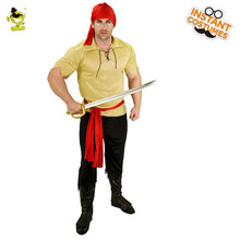 Load image into Gallery viewer, Cool Pirate Halloween Costume