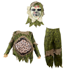 Zombie Ghost Halloween Costume