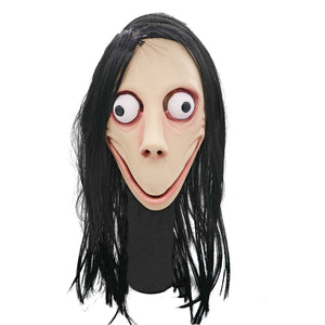 Halloween Momo Hacking Mask