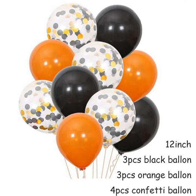Scary Halloween Baloons