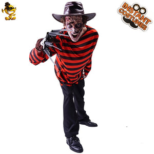 Adult  Killer Freddy Costume