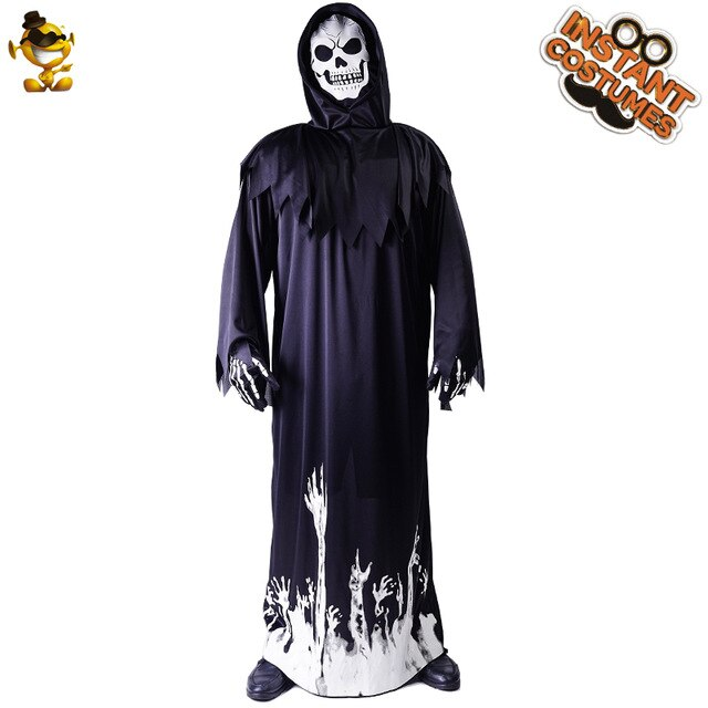 Skeleton Reaper Costume