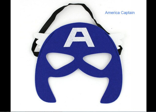 Super Hero Eye Mask