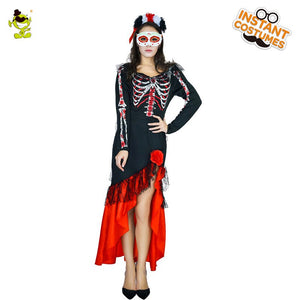 Dead Skeleton Halloween Costume