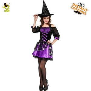 Ghost Witch Halloween Costume