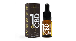 Load image into Gallery viewer, 40% Lite Edition Pure Hemp CBD Oil