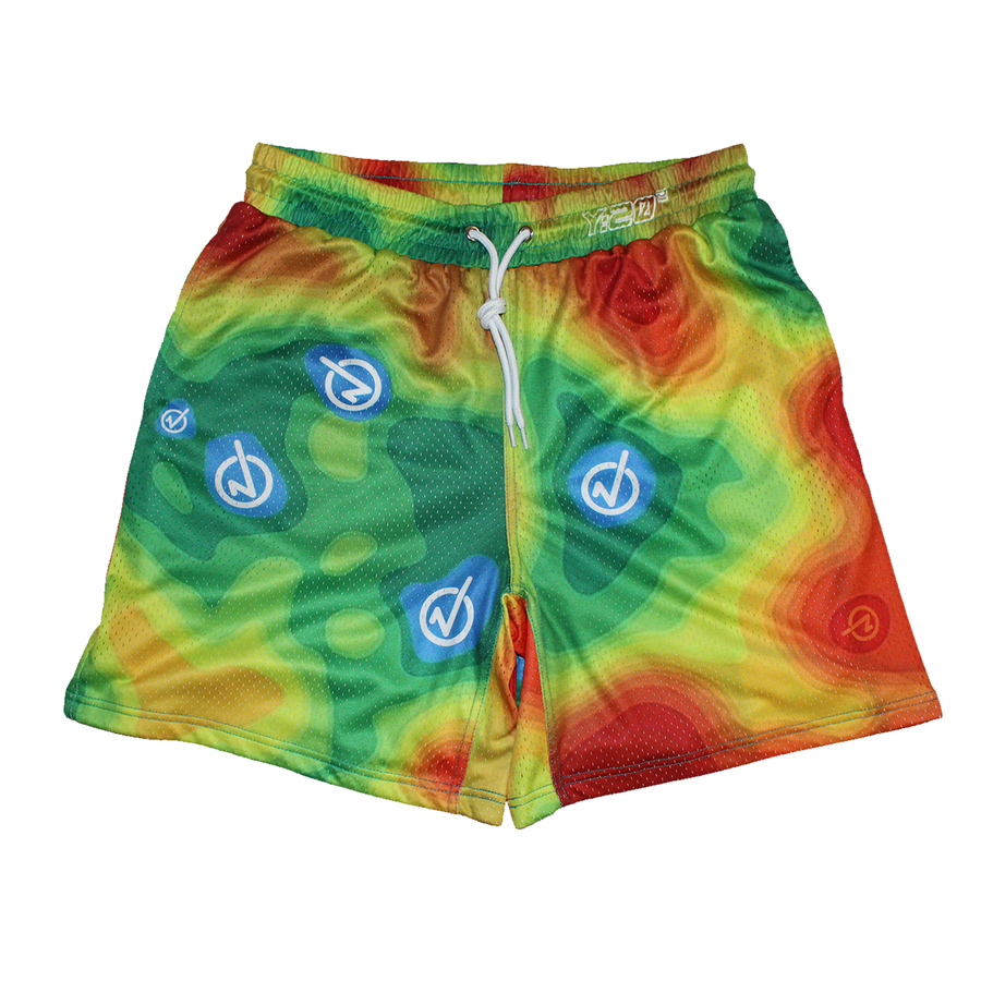 Heat Thermal Basketball Shorts