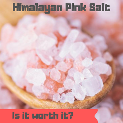 Pink Himalayan Salt | Is It Worth It's Salt?
