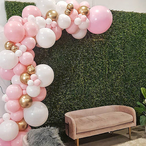 Pink and Gold Garland Balloon Kit