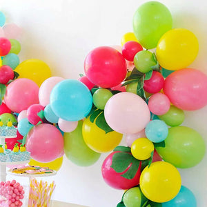 Llama and Cactus Fiesta Balloon Garland Kit