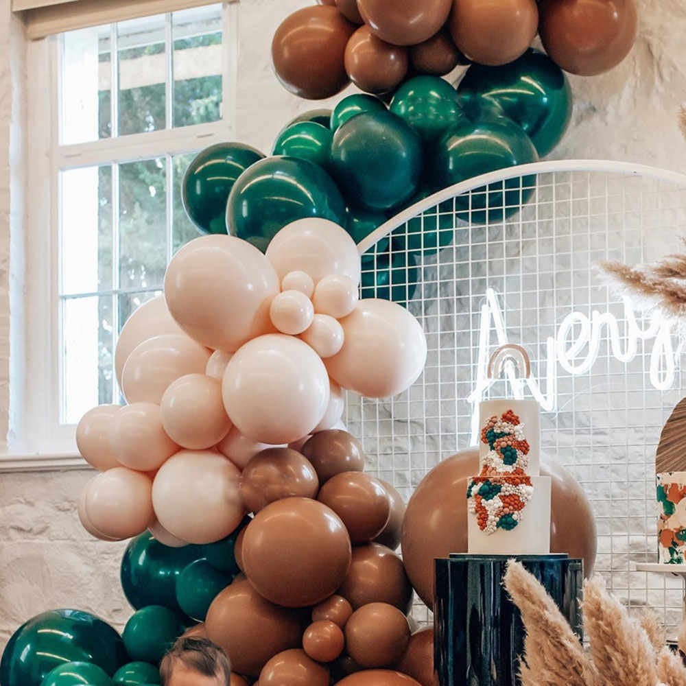 Woodland Balloon Garland Kit