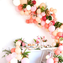 Tropical Garland Balloon