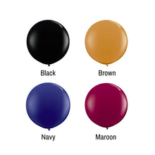 Black, Navy, Brown, Maroon 36