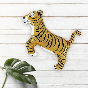 Tiger 41 Inch Safari Party Balloon