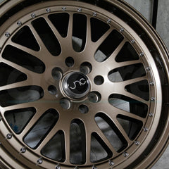 JNC 001 Wheels
