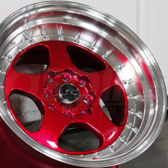JNC 010 Wheels