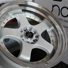 JNC 017 Wheels