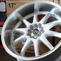 JNC 019 Wheels