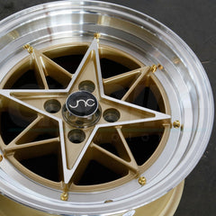 JNC 025 Wheels