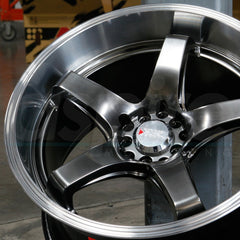 XXR 555 Wheels