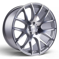 3SDM Wheels 0.01 Silver