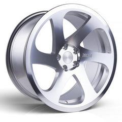 3SDM Wheels 0.06 Silver
