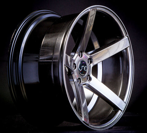 JNC Wheels 026 Hyper Black