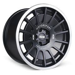 3SDM Wheels 0.66 Matte Black