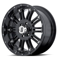 XD Wheels XD795 Hoss Gloss Black