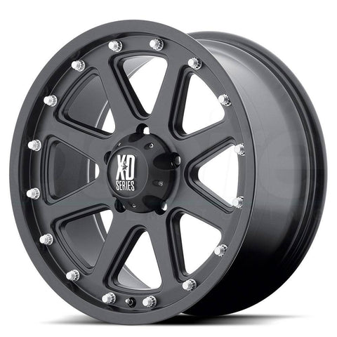XD Wheels XD798 Addict Matte Black