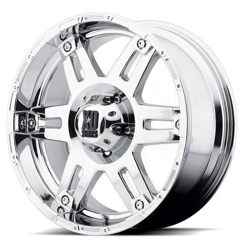 XD Wheels XD797 Spy Chrome