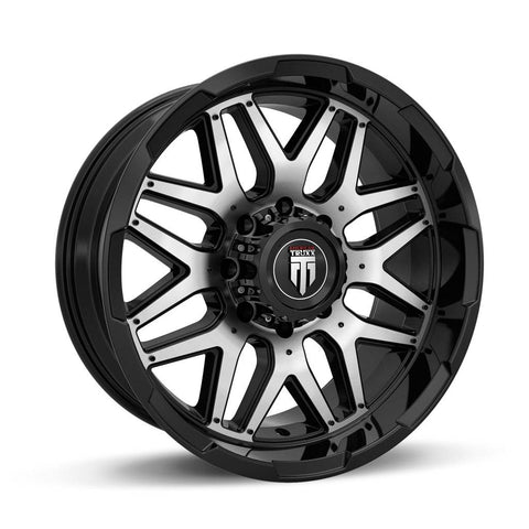 Truxx Wheels AT151 Black