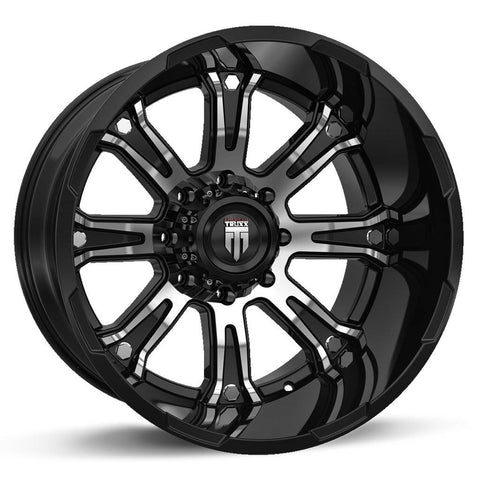 Truxx Wheels AT154 Black
