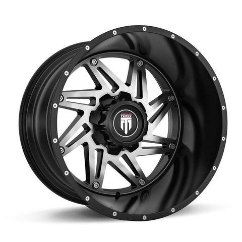 Truxx Wheels AT165 Black