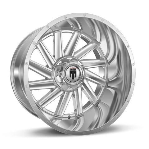 Truxx Wheels AT166 Chrome