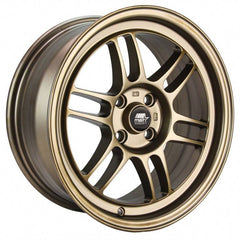MST Wheels Suzuka Matte Bronze