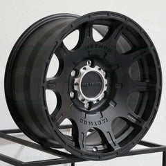Method Wheels MR308 Roost Matte Black