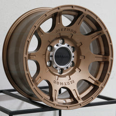 Method Wheels MR308 Roost Bronze