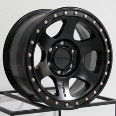 Method Wheels MR310 Con6 Matte Black