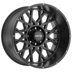 Vision Wheels 412 Rocker Satin Black
