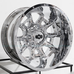 Vision Wheels 415 Bomb Chrome